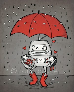 Robot Love, Nothing Can Stop Our Adventure