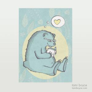 Bear Reading