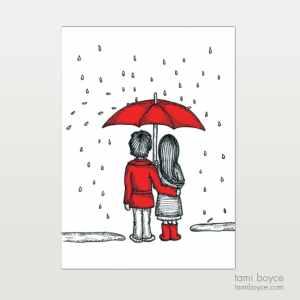 Under the Umbrella, Love Doodle