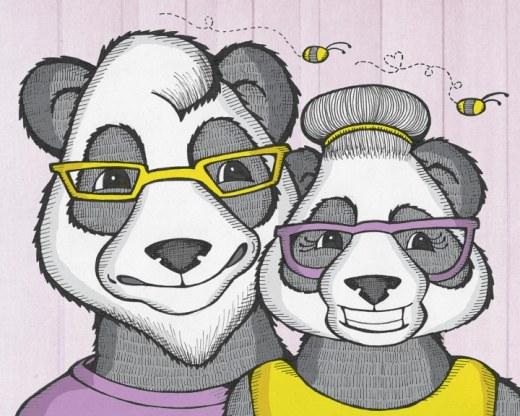 Pandas Color