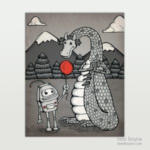 Robot Love_A Small Kindness
