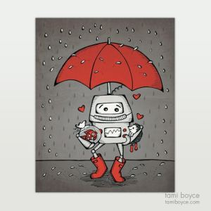 Robot Love_Nothing Can Stop Our Adventure