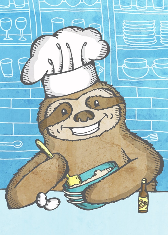 Sloth Baker