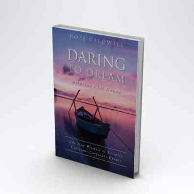 Daring to dream cover
