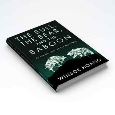 The bull the bear the baboon cover