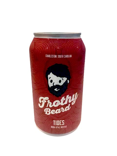 Frothy can 1