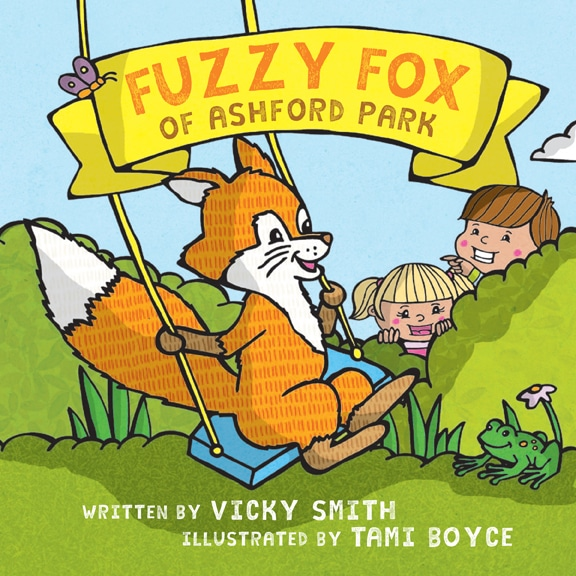 Fuzzy Fox Cover