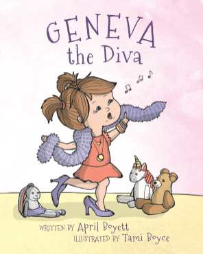 Geneva the Diva_Cover