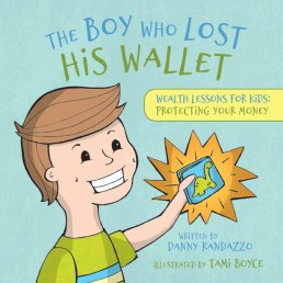 The Boy Who Lost His Wallet Cover