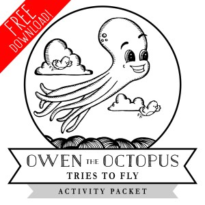 0wen the Octopus_Activty Packet cover photo