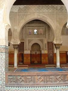 Bou Inania Medersa, Fez