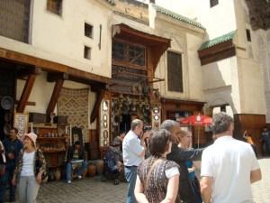 medina, Fez