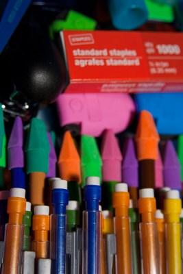 school supplies, photo credit: stevendepolo