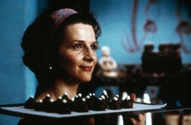 Juliette Binoche, Chocolat