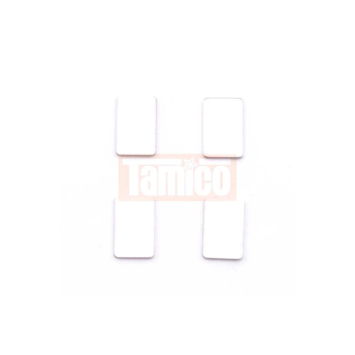 Tamiya Platten 5x8mm Ma16 4 Stk Tt 01d Tt 01r