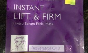 Face Mask I tried
