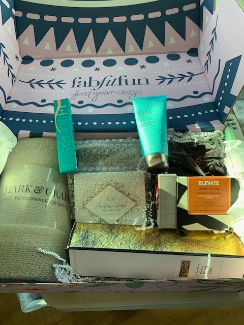My Latest FabFitFun Box!
