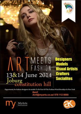Art Meets Fashion Johannesburg South Africa