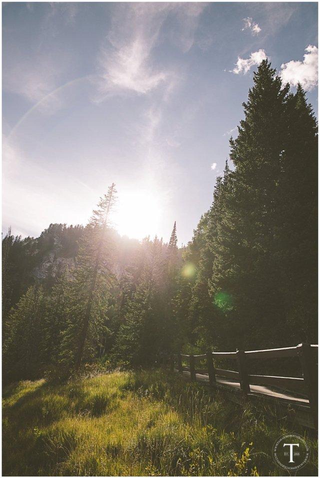 Silver Lake Utah ©Tamarie Photography