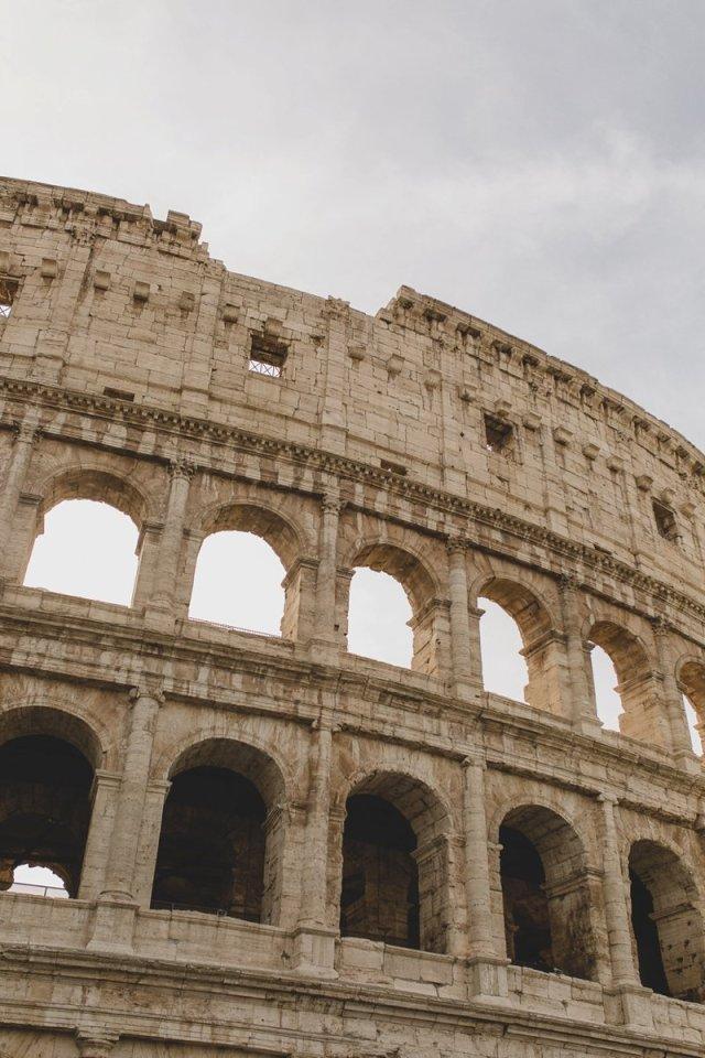 Colosseum - Rome Italy