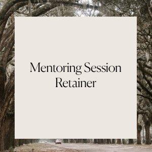 Mentoring Session Retainer Shop Tami Keehn