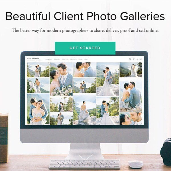 Utilize online client photo galleries with Pixieset