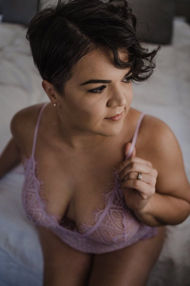 Boudoir Photography in Tampa FL with photographer Tami Keehn.