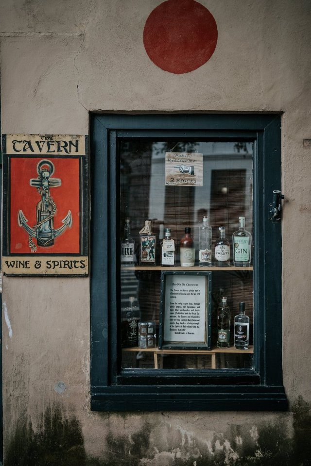 Historic Charleston, SC by Tami Keehn.