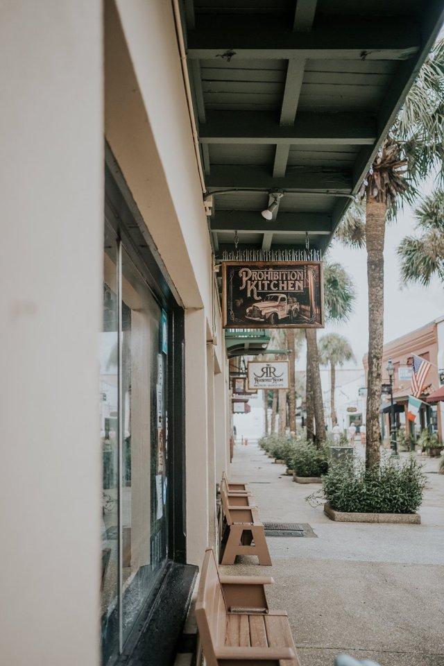 The Prohibition Kitchen - St Augustine, FL