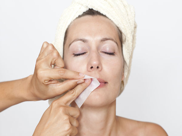 Home remedies to remove facial hair for women