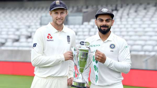 England, India clash in the first Test of the new WTC cycle today