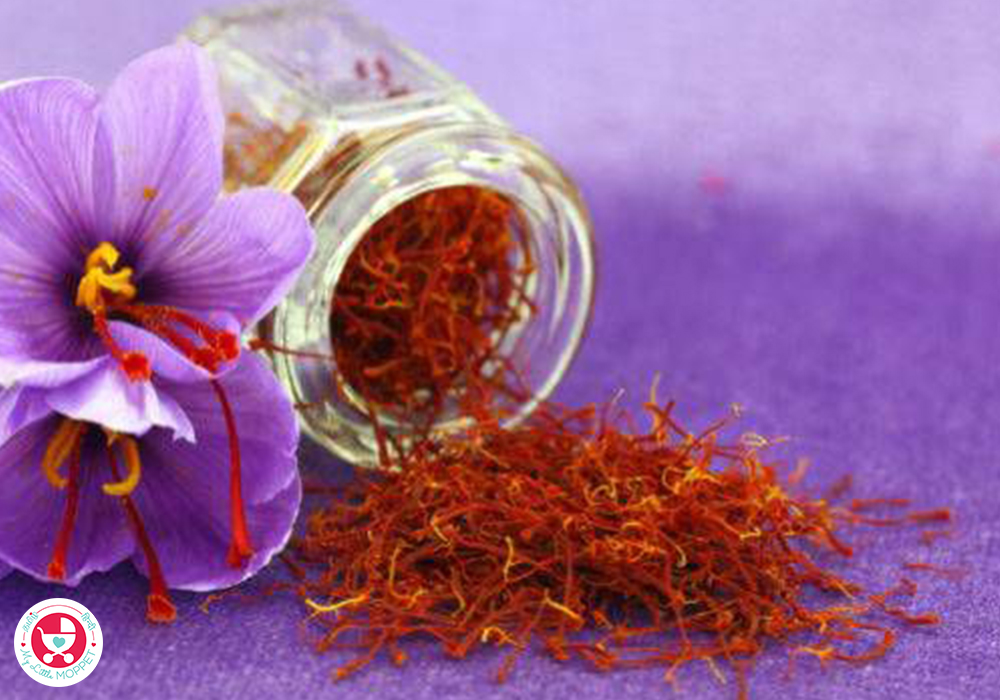 Is it true saffron can give fairer baby?