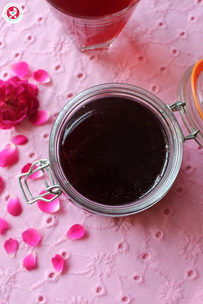 Rosemilk recipe