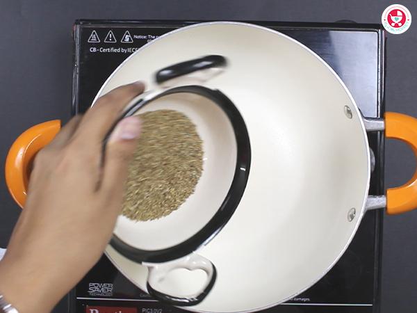 frying of omam