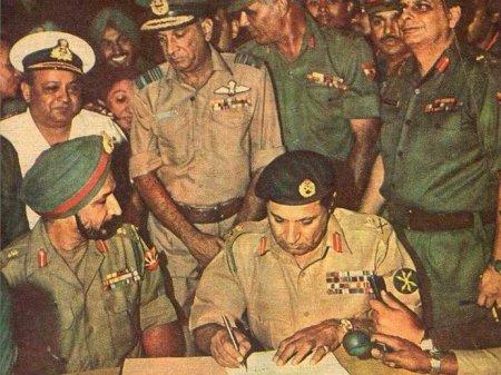 General Jagjit Singh Aurora