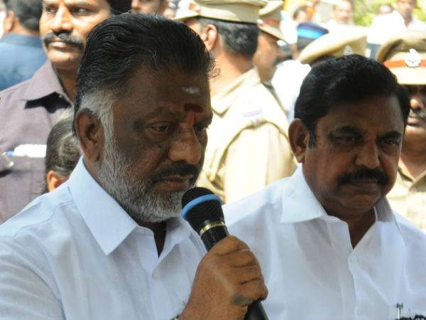 This year Jallikattu will be conducted : CM OPS