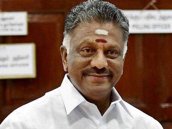 இரு அணிகள் இணைப்பா.. எனக்கு எந்த தவலும் வரலையே.. ஓபிஎஸ் கிண்டல்! | I didn't  get any information about two teams join:OPS - Tamil Oneindia