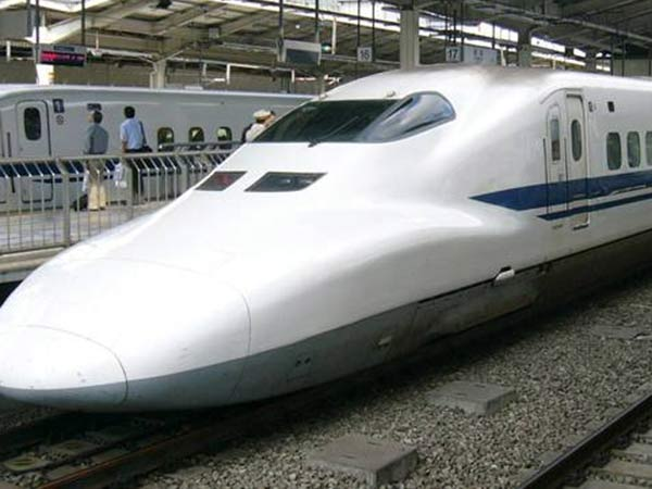 Sanjeev Sinha will head India's first bullet train project