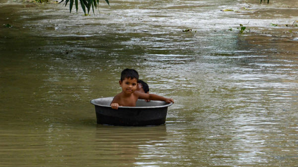 Now Assam Floods danger level: 15 Dead, 43 Lakh People Affected