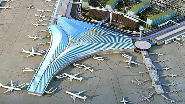 Indo-American arrested for living in Airport For 3 Months Due To Covid Fear