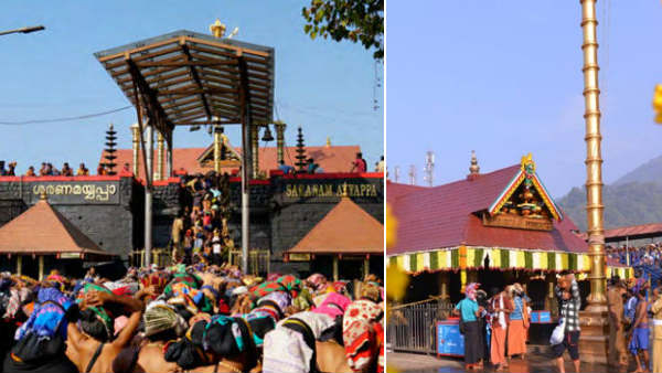 Ayyappan can be seen in Thiruvaparana attire in Sabarimala - Nei Abishegam till Monday