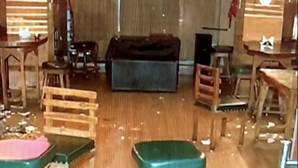 Valentines Day: 17 Arrested For Vandalising Restaurant In Bhopal