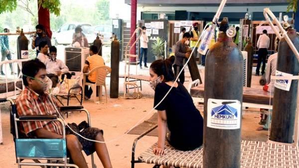 कोरोना.. ऑक्सीजन की कमी से भारत में एक भी व्यक्ति की मौत नहीं.. राज्यसभा में केंद्र सरकार का जवाब