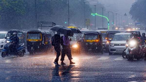तमिलनाडु के 6 जिलों में भारी बारिश..3 दिनों तक चलेगी - मौसम से अच्छी खबर