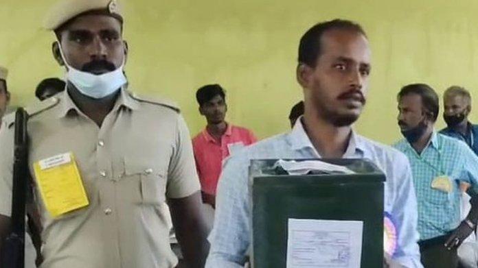 तमिलनाडु ग्रामीण स्थानीय चुनाव परिणाम