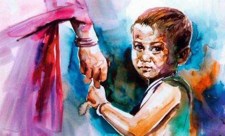 k-prahalad-painting-of-child_1_1