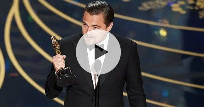 Watch-Leo-Oscar-Live