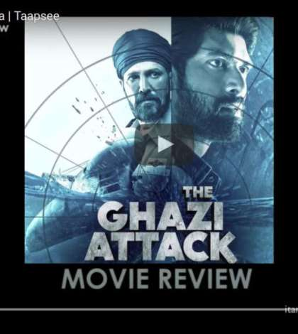 Ghazi Tamil Movie Review