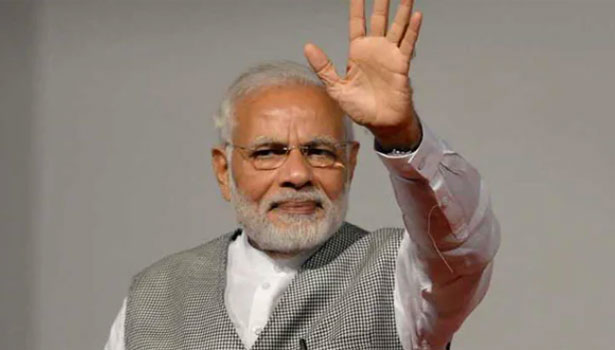 Modi coming to thirupur tomorrow