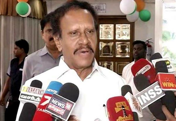 Thambidurai given shock to bjp mps
